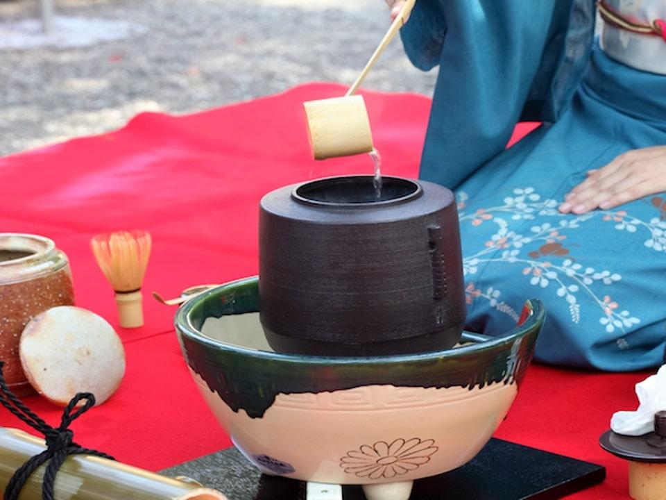 おもてなしは日本の心の文化