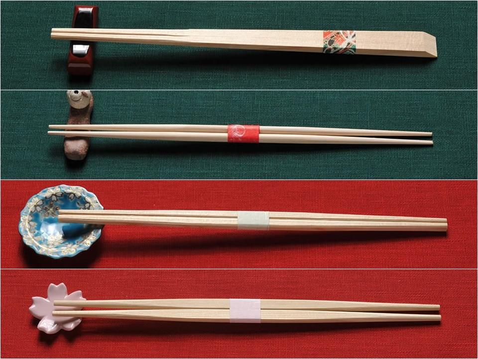 割り箸は最高のおもてなしアイテム