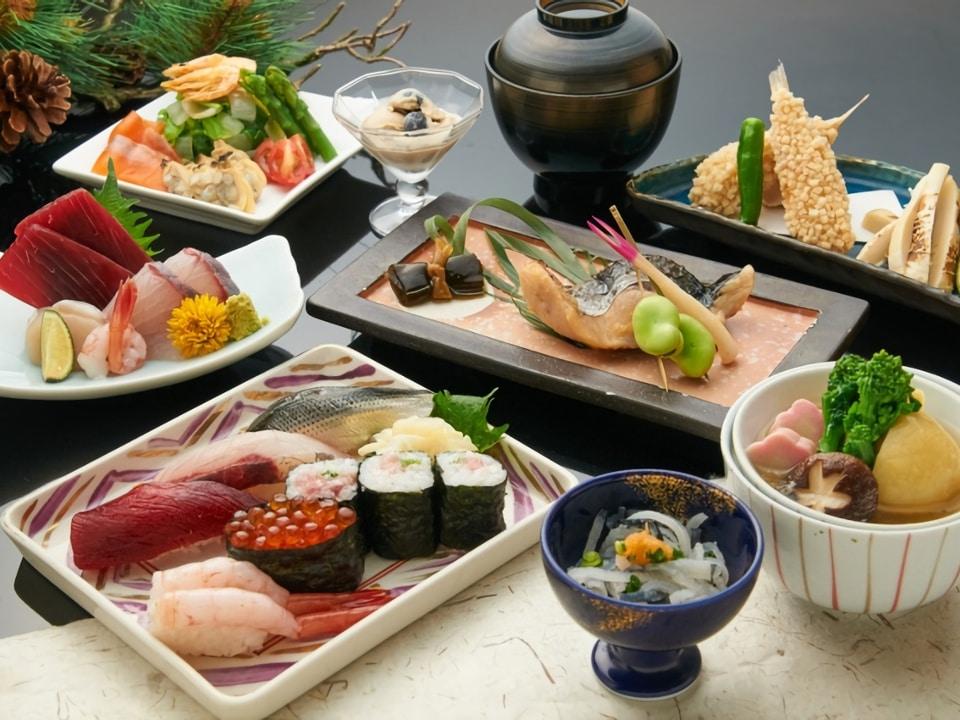 和食を美味しく見せる盛り付けの基本ルール